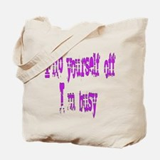 flip yourself off... Tote Bag