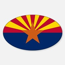 Arizona: Arizona State Flag Decal