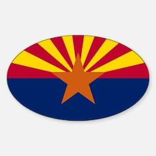 Arizona: Arizona State Flag Decal