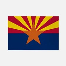 Arizona: Arizona State Flag Magnets