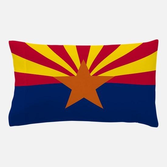 Arizona: Arizona State Flag Pillow Case