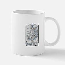 Structure of Freemasonry Mugs