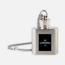 valar morghulis Flask Necklace