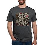 Keep The Faith, Saint Bernard Ash Grey T-Shirt