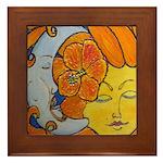 Como Noche y Dia / Like Night Framed Tile
