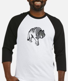 Winter Wolf Baseball Jersey