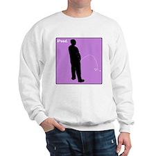 iPeed (purple) Sweatshirt