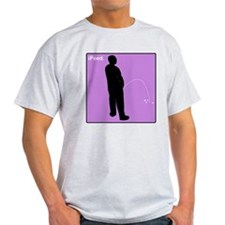 iPeed (purple) T-Shirt