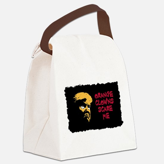Cool Political Canvas Lunch Bag