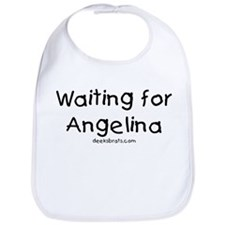 Waiting for Angelina Bib