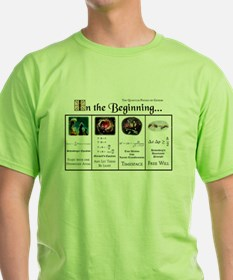 In the Beginning copy T-Shirt