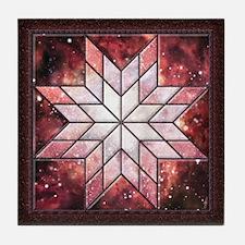 Chaos Star Tile Coaster