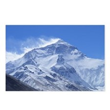 Mount Everest 6x4 Postcards (Package of 8)