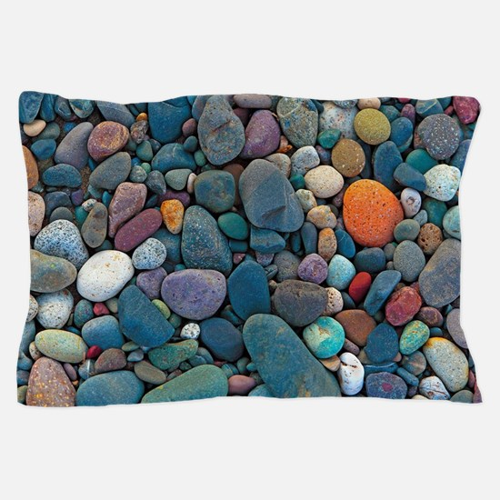 Beach Rocks2 Pillow Case