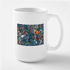 Beach Rocks 2 Mugs