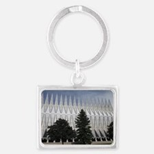 Cute The force Landscape Keychain