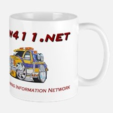 Tow411 Logo Mugs