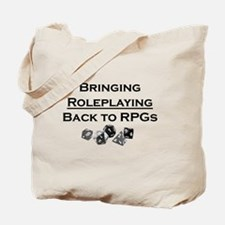 Cute Gaming dice Tote Bag