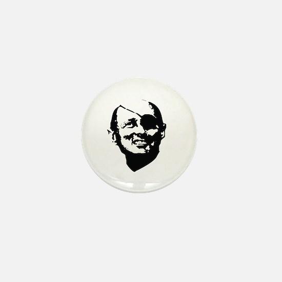 moshe dyan Mini Button