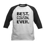 Best cousin Baseball Jersey