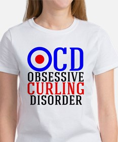 Funny Curling Tee