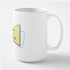 Instant Claims Adjuster Large Mug