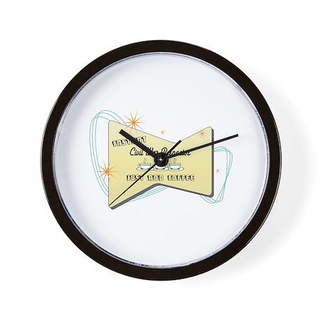 Instant Civil War Reenactor Wall Clock