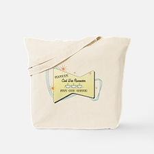 Instant Civil War Reenactor Tote Bag
