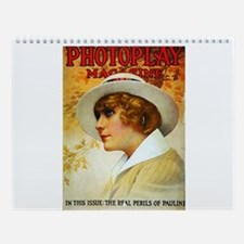 Photoplay Magazine Wall Calendar