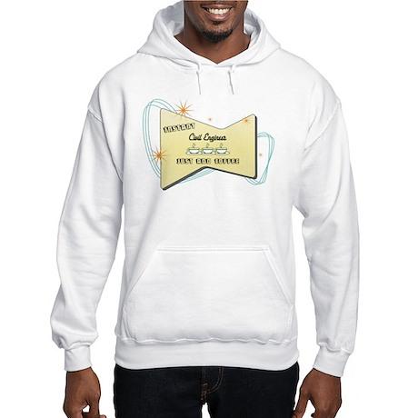 Instant Civil Engineer Hooded Sweatshirt