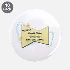 """Instant Cigarette Smoker 3.5"""" Button (10 pack)"""
