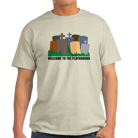 Welcome To Playground Light T-Shirt