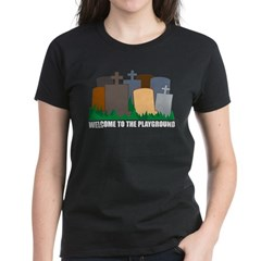 Welcome To Playground Tee