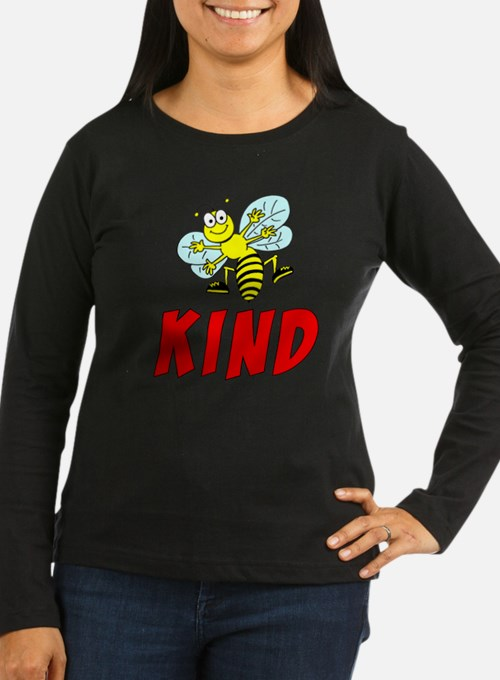 Bee Kind Long Sleeve T-Shirt