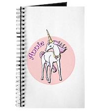Annie Unicorn Journal