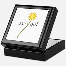 Daisy Girl Keepsake Box