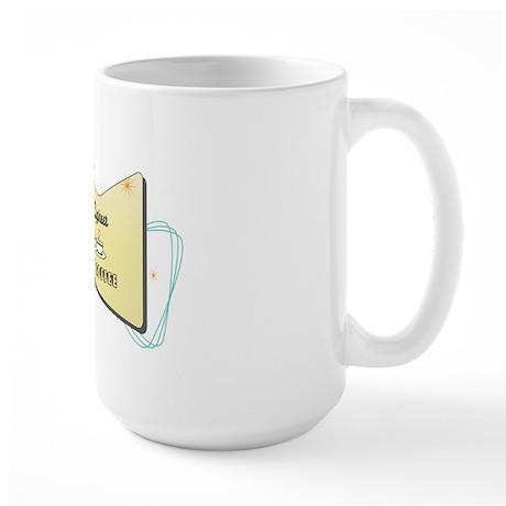 Instant Chemical Engineer Large Mug