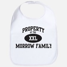 Property of Morrow Family Bib
