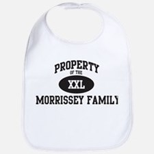 Property of Morrissey Family Bib