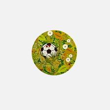 I lost my ball Mini Button