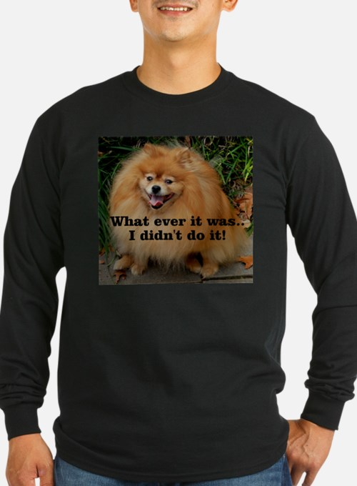 Timmy3.jpg Long Sleeve T-Shirt