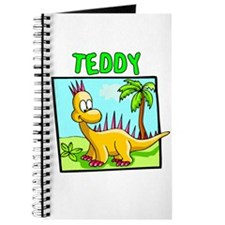 Teddy Dinosaur Journal
