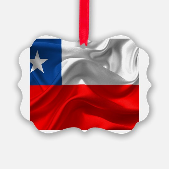 Unique Chile Ornament