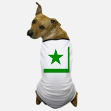 Unique Esperanto Dog T-Shirt