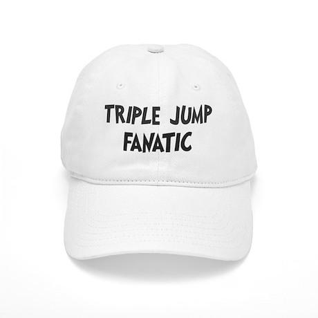 Triple Jump fanatic Cap