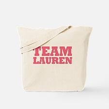 Team LC / Team Lauren Tote Bag