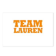Team LC / Team Lauren Postcards (Package of 8)