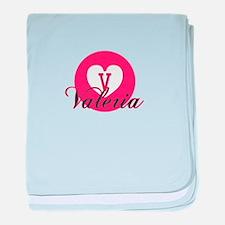 valeria baby blanket