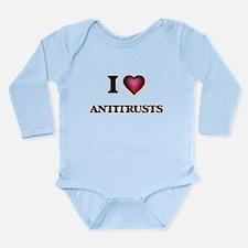 I Love Antitrusts Body Suit