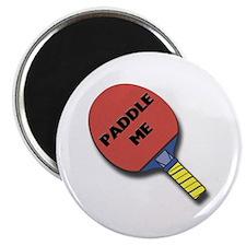 Paddle Me Ping Pong Magnet
